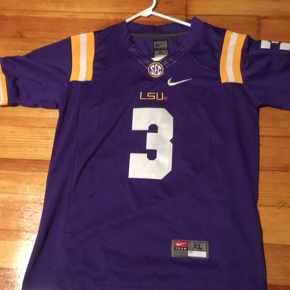 timeless design b06e7 bb424 Odell Beckham Jr LSU jersey